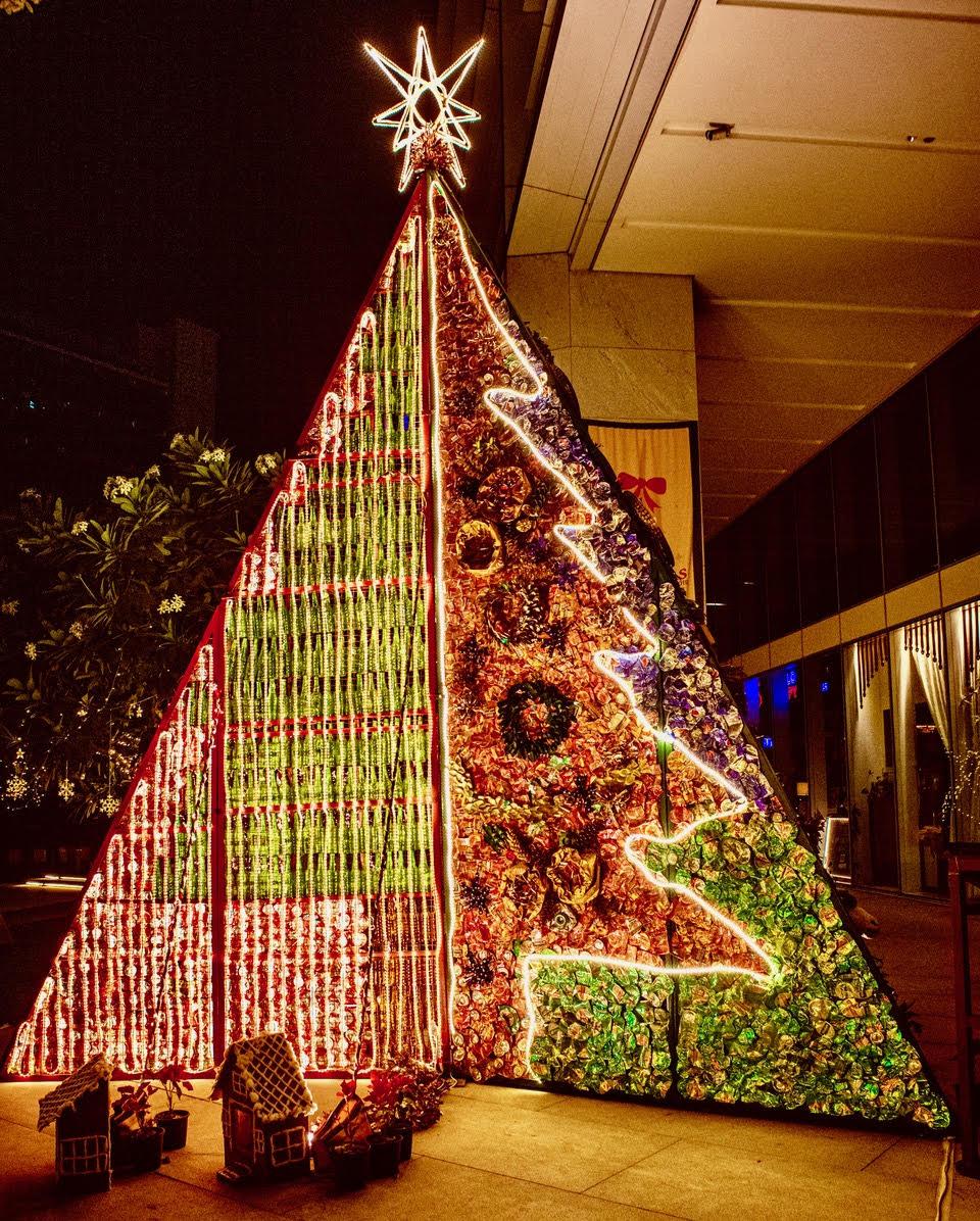 Christmas-Tree-@OPEDRO-BKC-Bombay-2